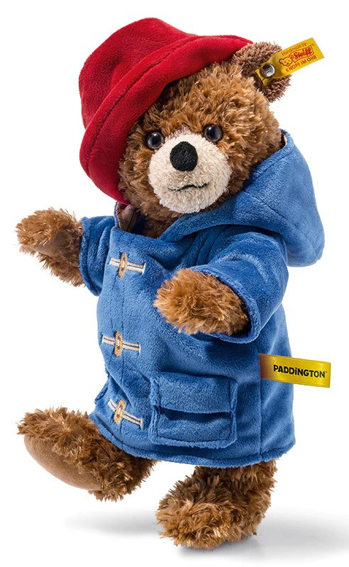 paddington bear stuffed animal # 5