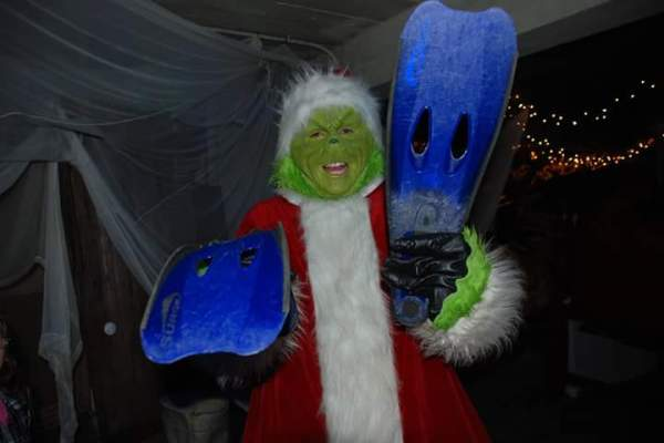 find the grinch phone number # 76