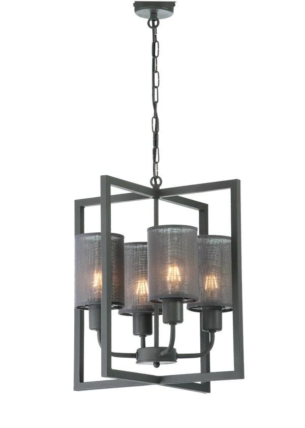 lantern pendant with shade # 33