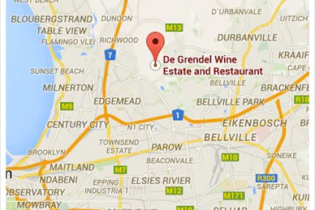 northern suburbs cape town map » Full HD MAPS Locations - Another ...