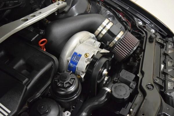 Supercharger 330ci Bmw Kit