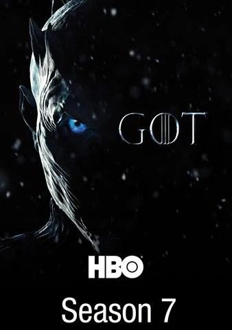 Game of Thrones Season 7 HDX VUDU & HD iTunes(Full Code ...
