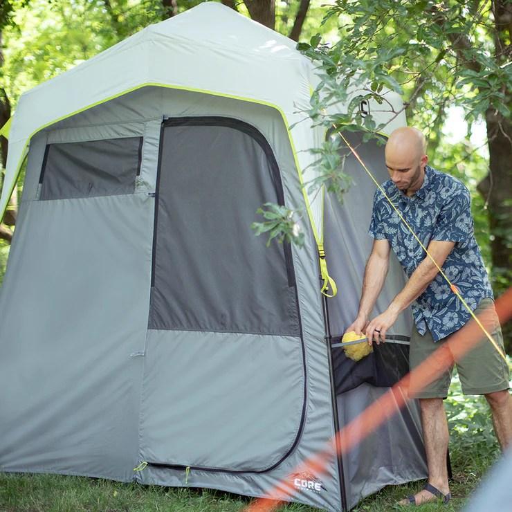 Tent K Mart Shower Room 2