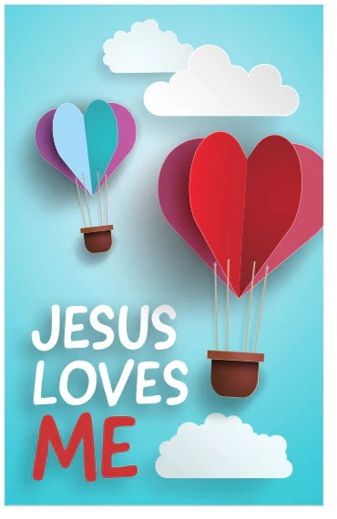 Scripture Jesus Loves You