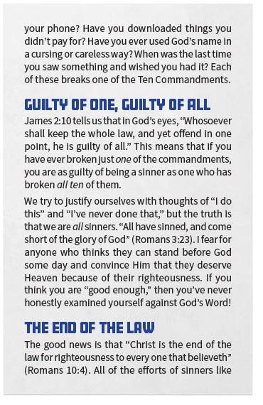 10 commandments # 63