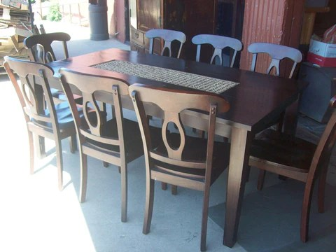 Today s Amazing Find  World Market dining table 8 chairs 17122  only     Today s Amazing Find  World Market dining table 8 chairs 17122  only        amazingfindsredding