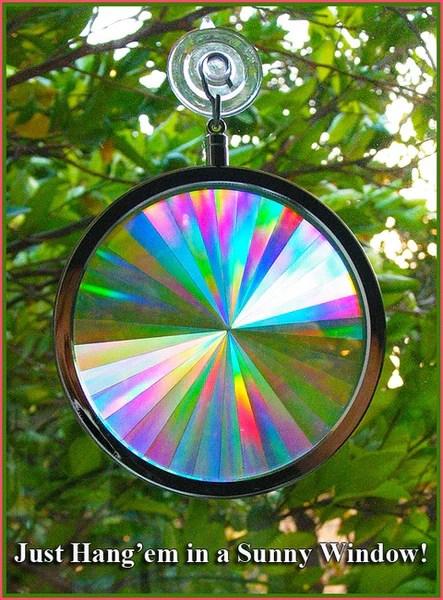 Axicon Suncatcher Shop Rainbow Symphony Suncatchers Online