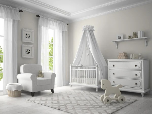 Make Your Baby More Comfortable With These Simple Nursery