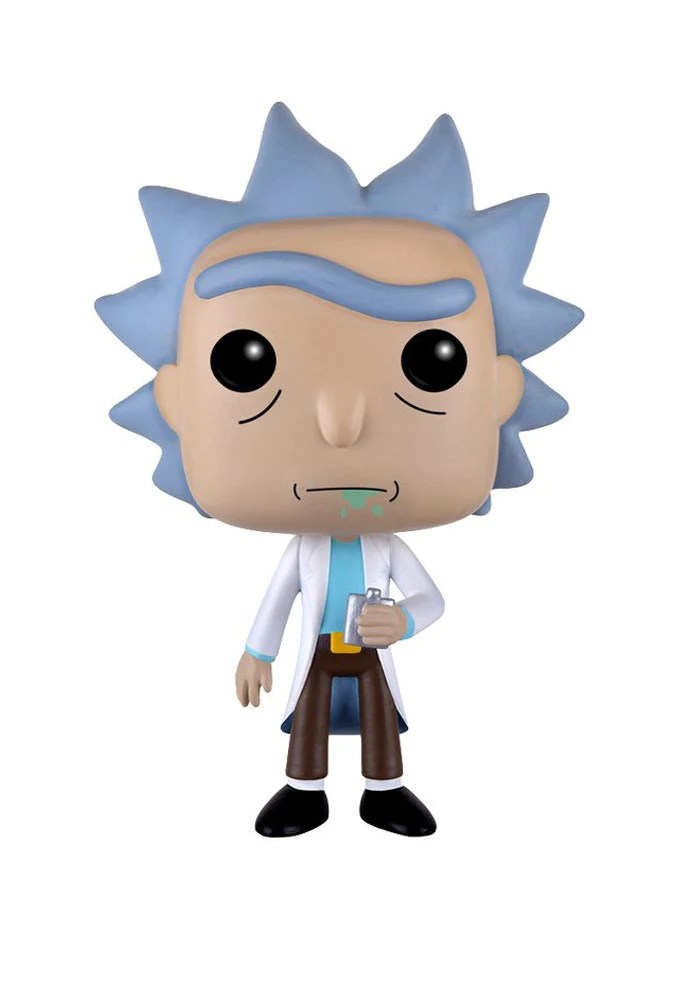 Rick And Morty Scientist