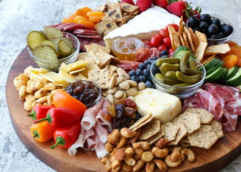 New Year Grazing Platter 101 How To Make Your Very Own At