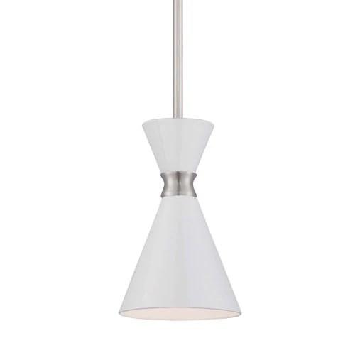 geometric mini pendant light # 45