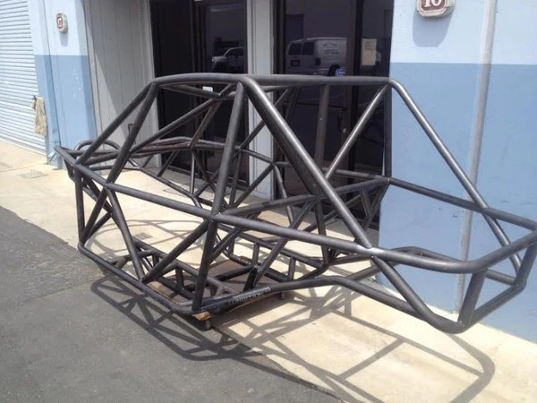 Bomber Cnc Chassis Bomber Fabrication