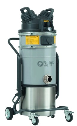 Nilfisk VHS110 Z22 Approved Explosion Proof Vacuum Cleaner No Hose     Hazardous Nilfisk Vacuums