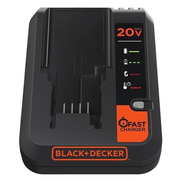 Black Decker Batteries 7 2 V Charger