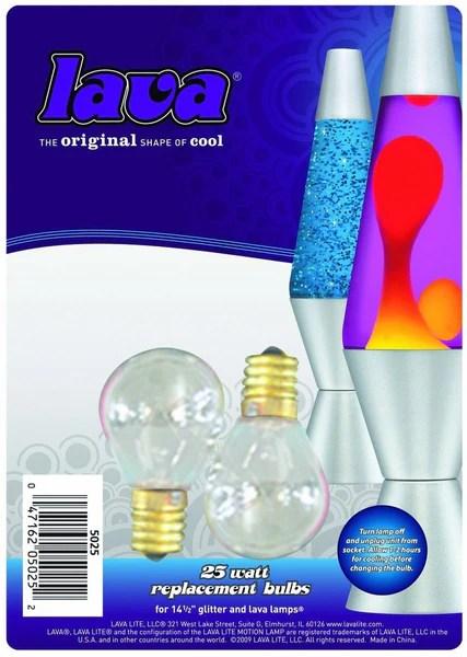 Lava Lamp Light Bulb Type