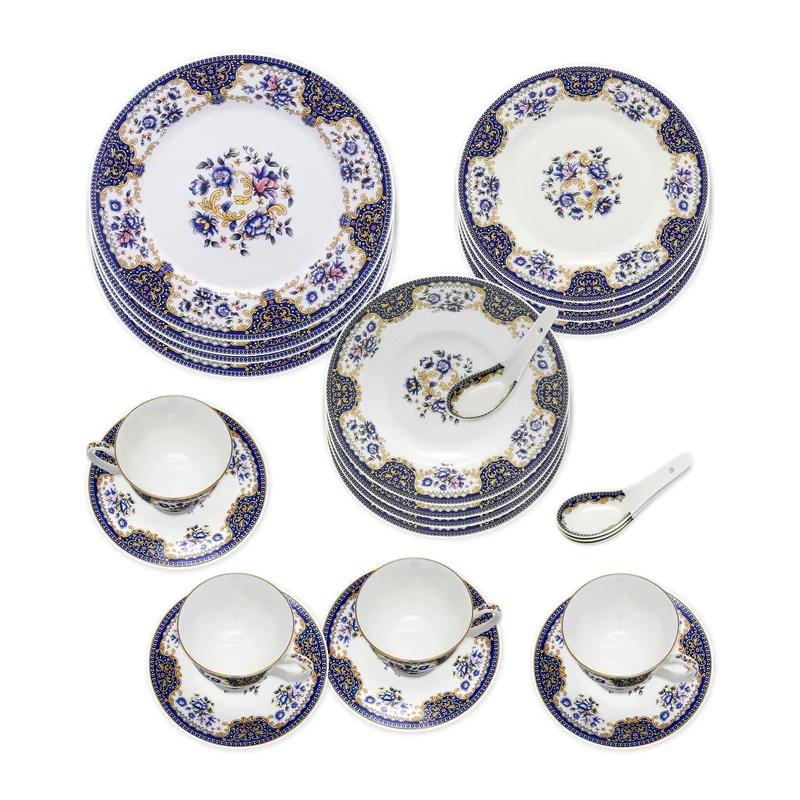 White Ceramic Kitchen Jars