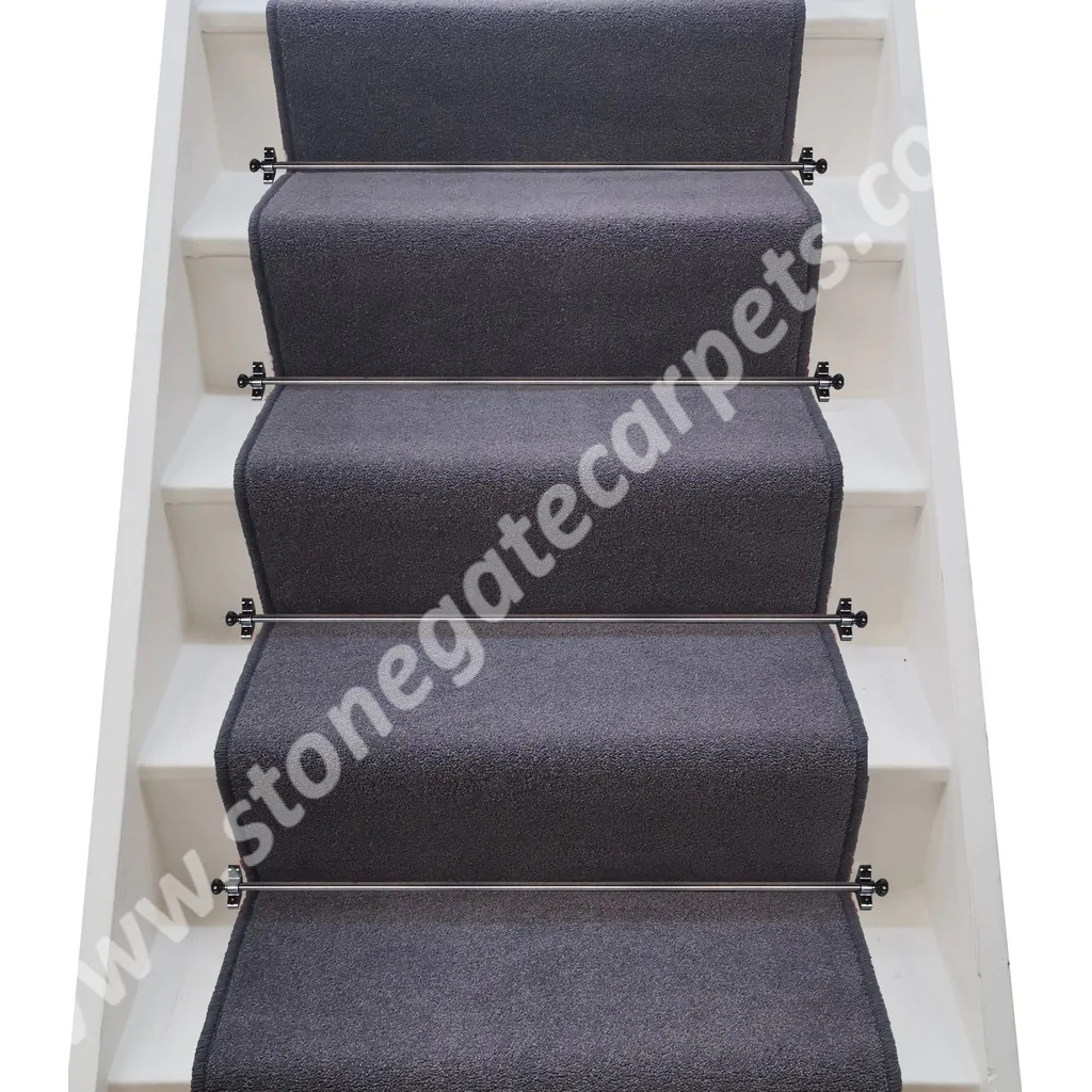 Brintons Carpets Bell Twist Twilight More Purple Than   Twist Carpet For Stairs