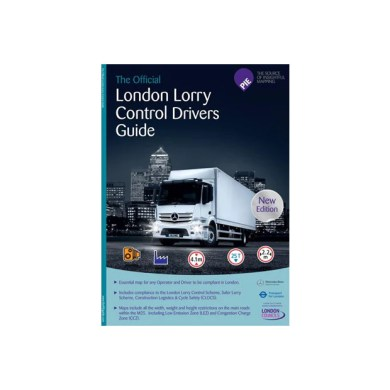 London Lorry Control Drivers Guide   Pie Guides London Lorry Control Drivers Guide   Pie Guides   1