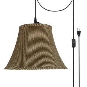 pendant lighting plug in # 48