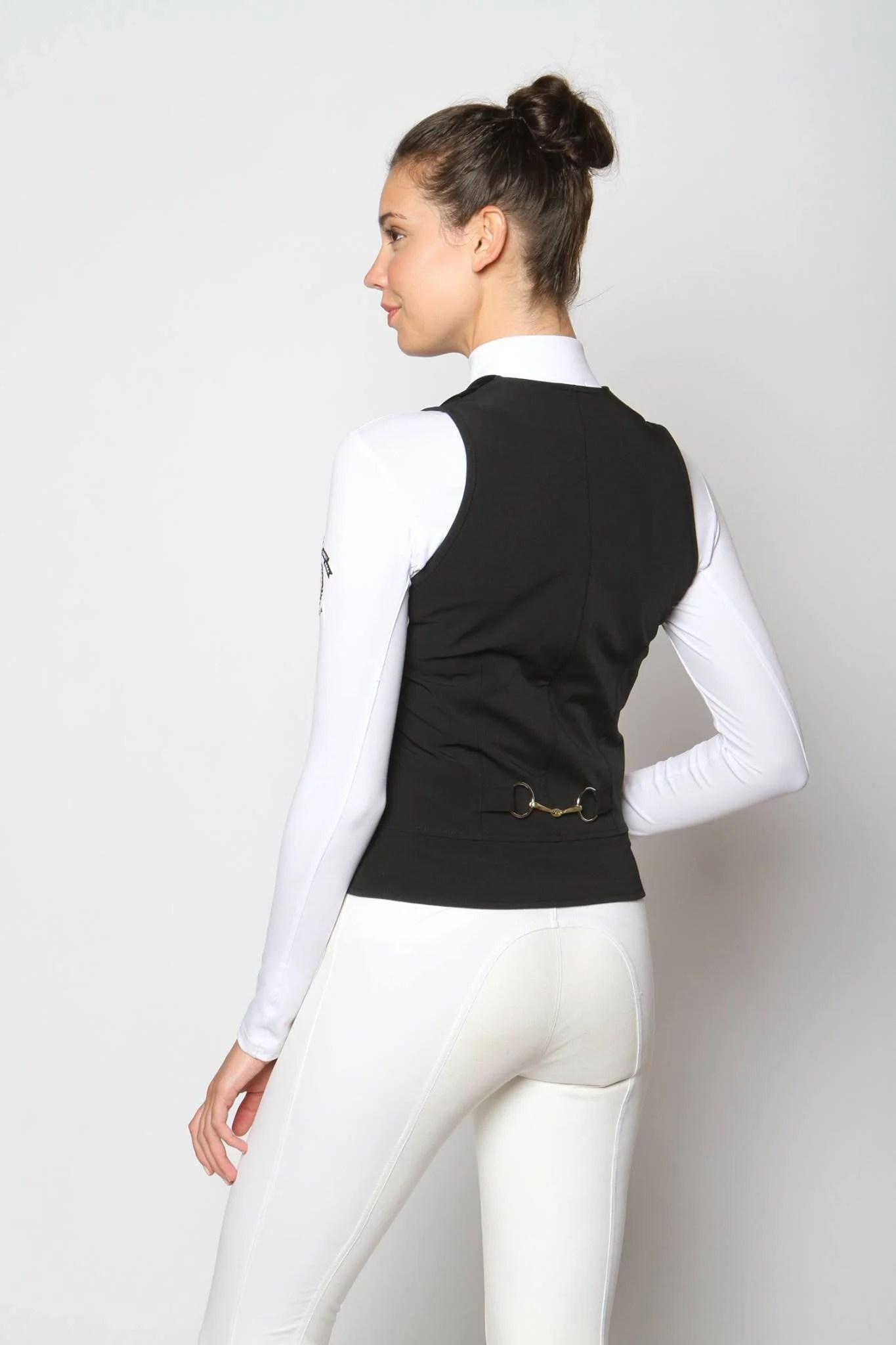 Arista Equestrian Modern Dressage Show Vest Women S