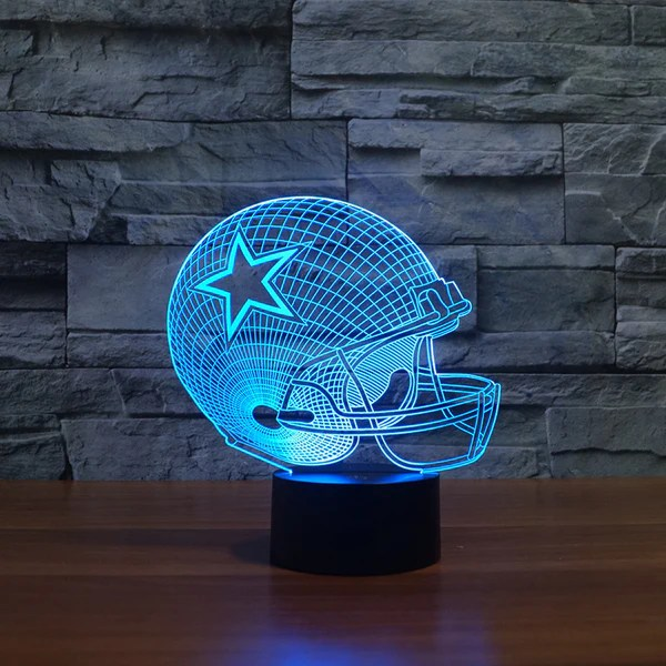 Dallas Cowboys Led Light