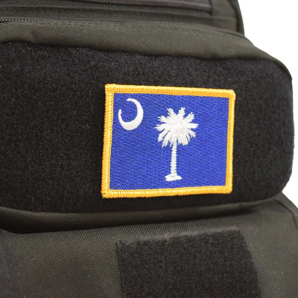 California Patch Velcro