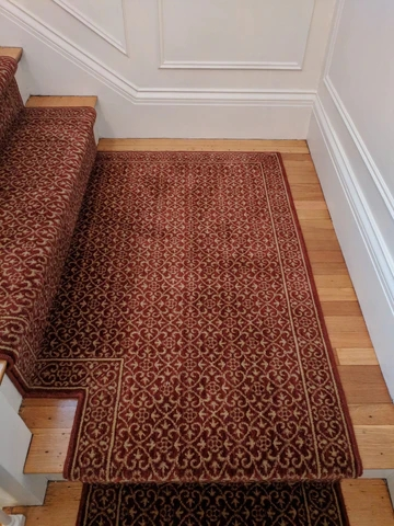 Nashua Rugs And Stair Runners Rug Depot Home Nh | Hallway Carpet Runners Sold By The Foot | Rug Depot | Hall | Woven Rug | Wool Rug | Fleur De Lis