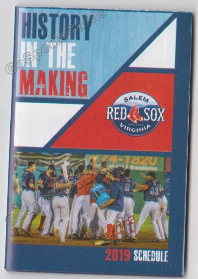 red sox schedule # 61