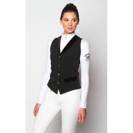 Arista Modern Dressage Vest Barrington Saddlery