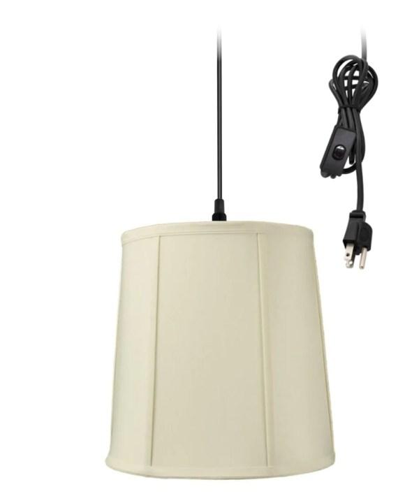 pendant lighting plug in # 61