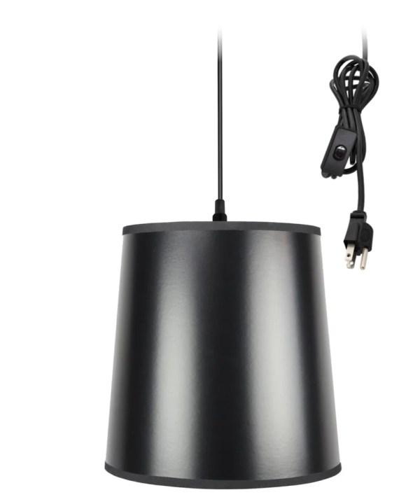 pendant lighting plug in # 14