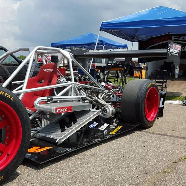 Twin Turbo V8 Powered Go Kart Killfab Clothing Co