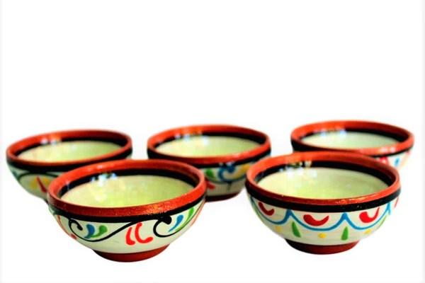 Mini Terracotta Pots And Saucers
