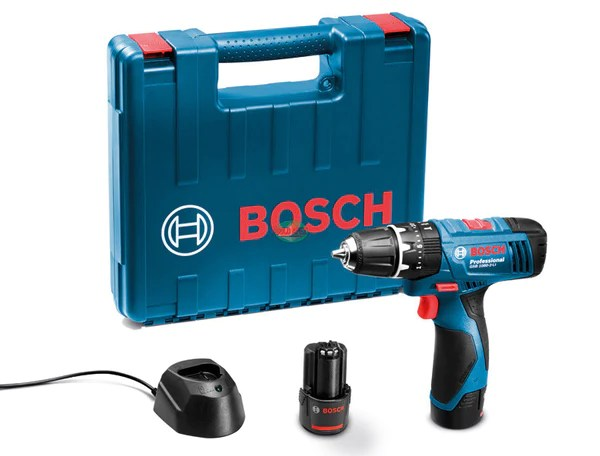 Bosch Gsb 1080 2 Li Cordless Impact Drill Driver