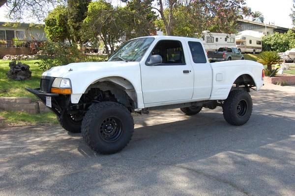 1990 Lift Body 4 Suspension Inch F Ford 2 Inch Lift 4x4 250