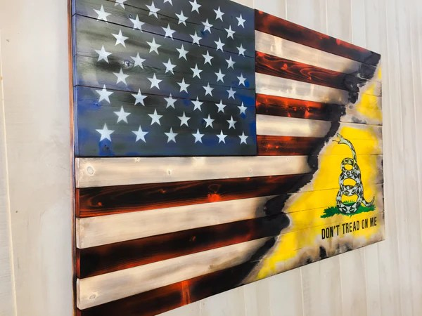 Rustic Flag Company High Gloss