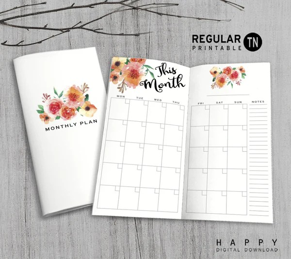Free Planner Download Budget