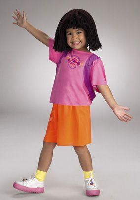 Kids Dora the Explorer Costume - costumecity.com