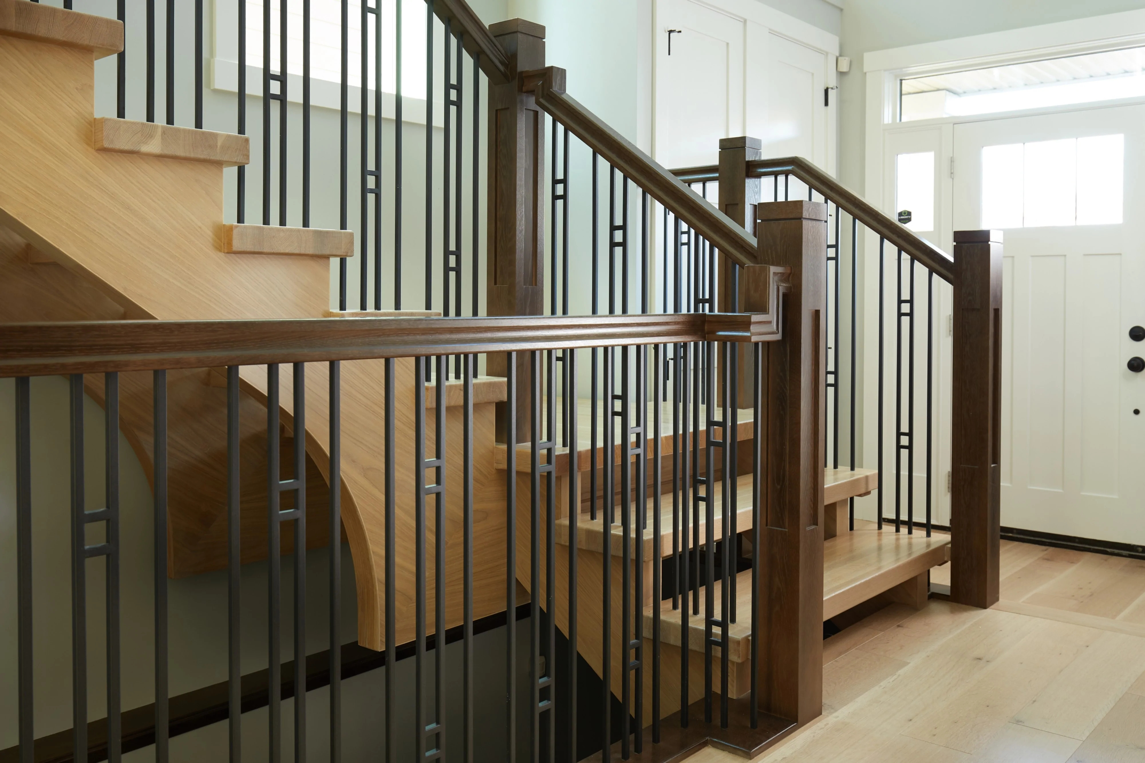 Custom Newel Posts Stair Posts Railing Products For Every Style   Shaker Style Newel Post   Shingle Style   Baluster   Pressure Treated   Square   Railing