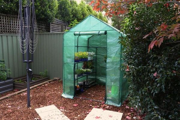Indoor Vertical Herb Garden