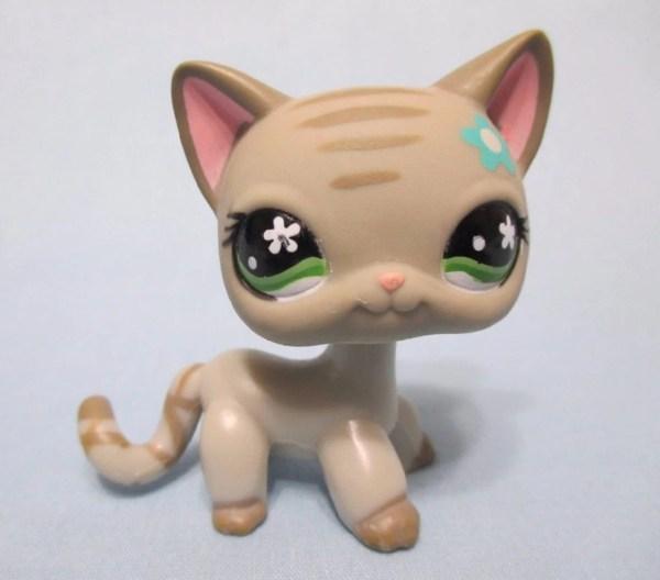 littlest pet shop cats # 3