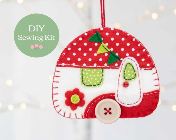 christmas ornaments sewing # 37