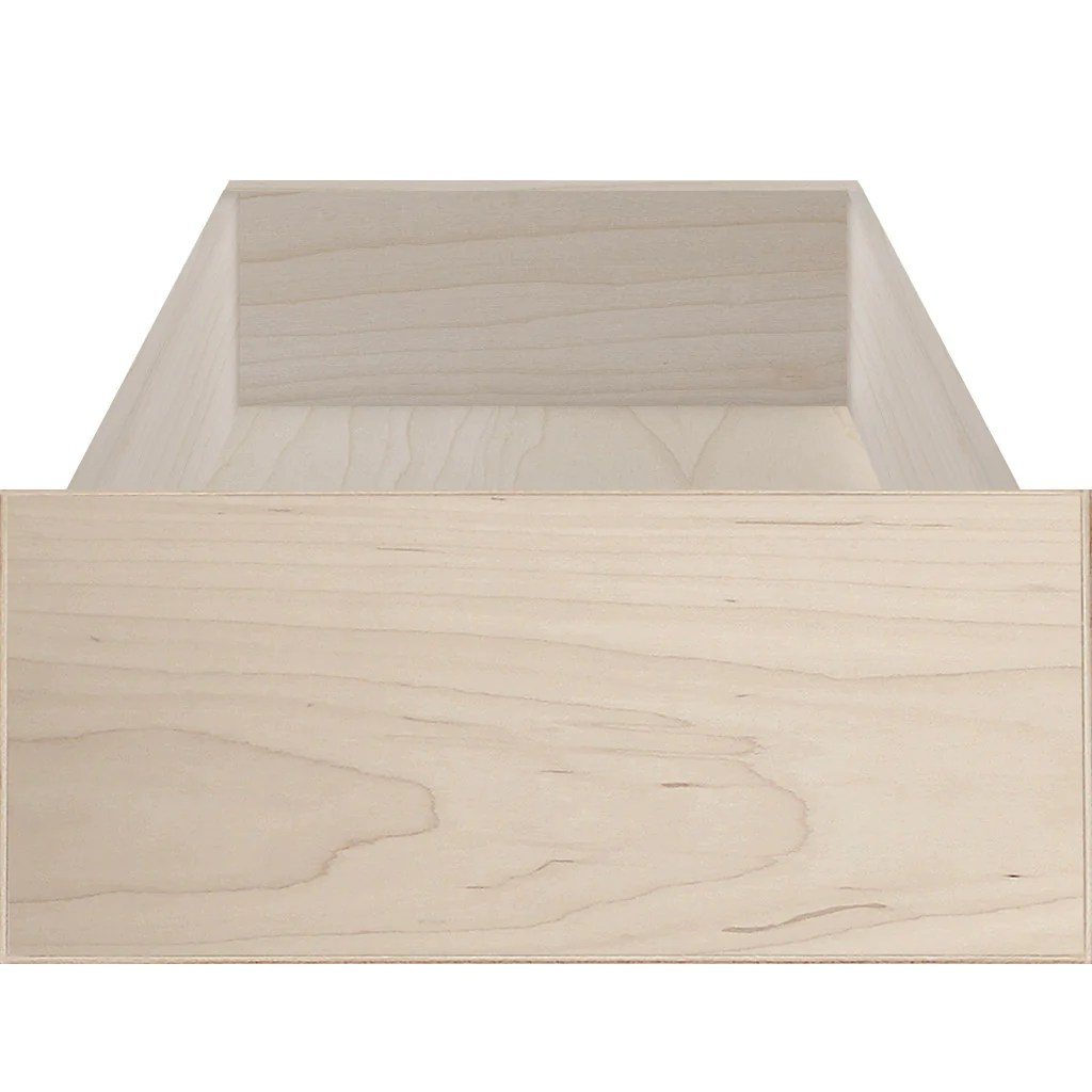 Kitchen Cabinet Drawer Fronts Slab Recess Panel Raised