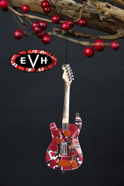 "6"" Officially Licensed EVH Frankenstein Guitar Holiday ..."