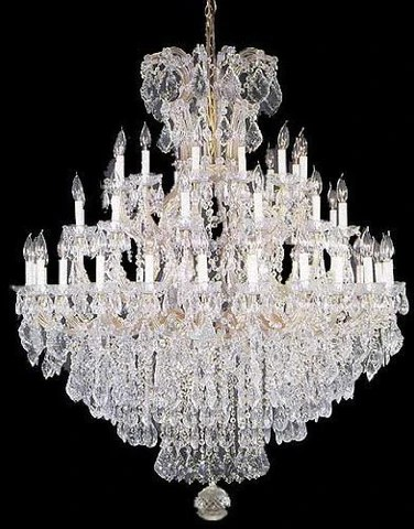 crystal chandeliers # 52