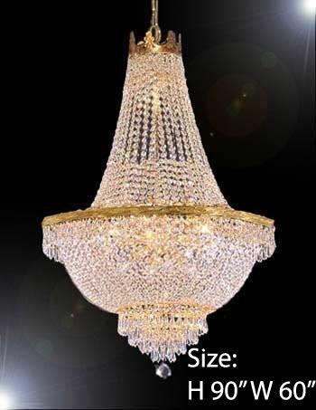crystal chandelier for foyer # 17
