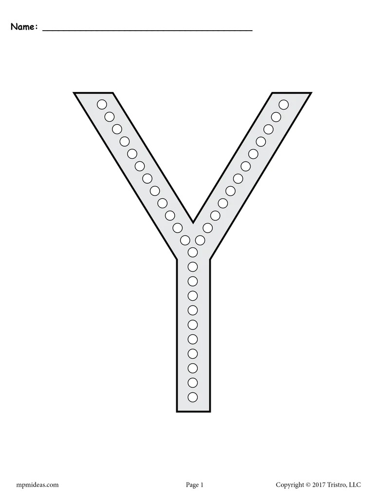 Letter Worksheets Lowercase V