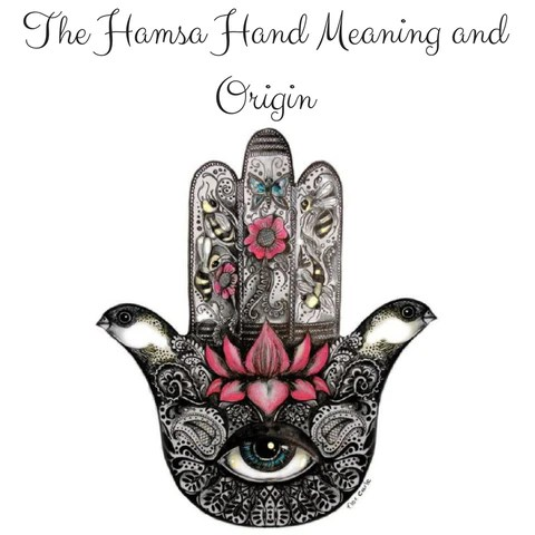 The Hamsa Hand Meaning and Origin   Lets Go In Depth – Red ...