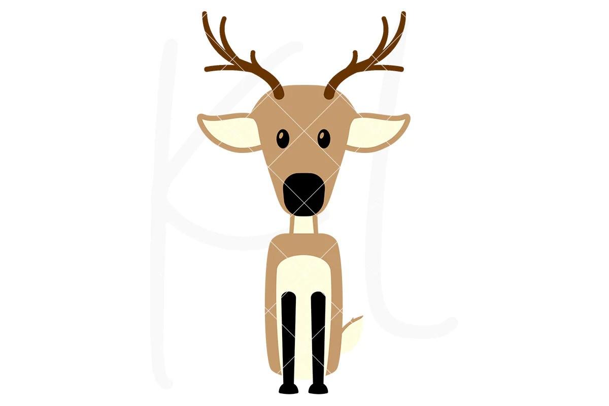 Woodland Animals SVG Pack | Kelly Lollar Designs