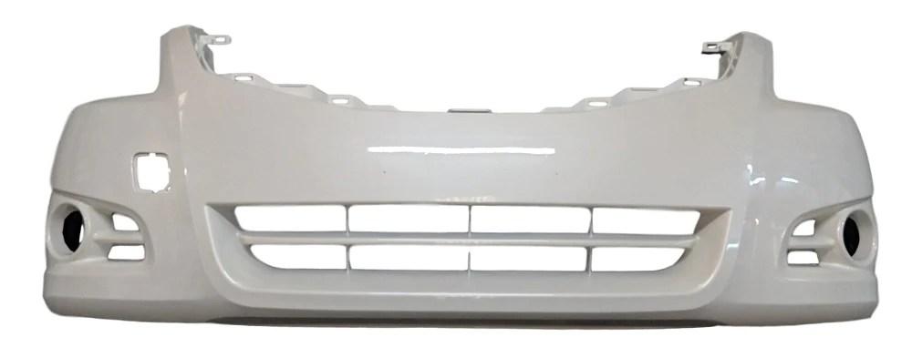 2012 Pearl White Altima
